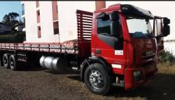 Título do anúncio: Caminhão Iveco Tector bitruck