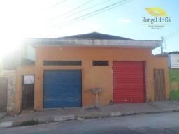 Casa com 2 dormitórios para alugar por R$ 850,00/mês - Vila Princesa Isabel - São Paulo/SP