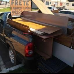 Frete e montador de móveis