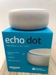 Echo Dot 3° Geração Controlado por Voz (Alexa)
