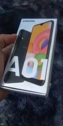 Samsung A01 NOVO, na Caixa !