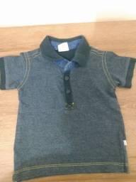 Camisa social menino
