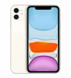 IPHONE 11 64G BRANCO NOVO LACRADO