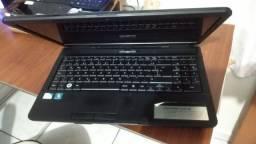 NoteBook  com defeito ACER ASPIRE 5734Z-4386