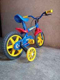 Bicicleta semi nova FAÇO ENTREGA.