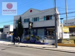 Apartamento para alugar por R$ 850,00/mês - Boqueirão - Curitiba/PR