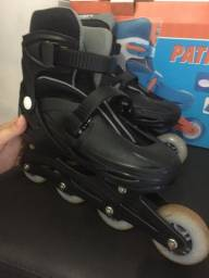 patins semi novo