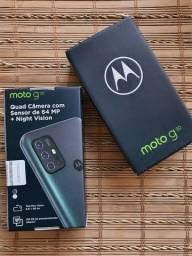 Smartphone Lançamento Motorola Moto G30 128 Lacrado
