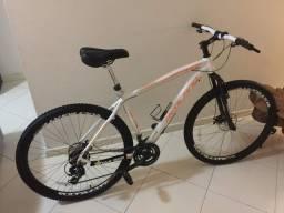 Bicicleta alumínio aro 29 quadro 19