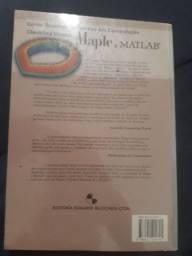 Livro Como Resolver Problemas em Computação Cinetifica usando MAPLE e MATLAB