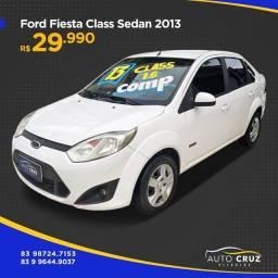 Título do anúncio: Fiesta sendan class 2013 1.6 (Auto Cruz veículos)