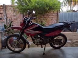 Título do anúncio: Vendo moto Bros 2008 em dias