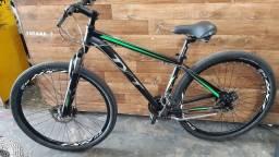Título do anúncio: Bicicleta  aro 29  alum com  21 veloc  cambio traz shimano