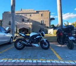 Moto Street triple 675 Triumph