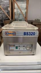 Título do anúncio: Seladora de camara maquina a vácuo r-baiao modelo bs320