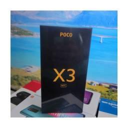 Desconto! Poco X3 NFC da Xiaomi.. LACRADO Pronta entrega