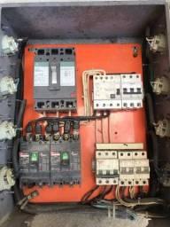 Vendo quadro elétrico industrial.