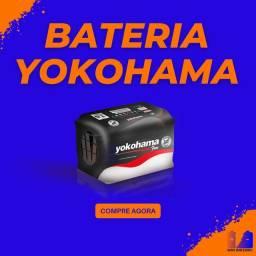 Título do anúncio: bateria yokohama 60ah fre voyage sandero duster