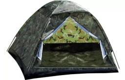 Barraca Camping Camuflada 6 Lugares