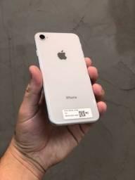 Iphone 8 Branco 256gb Vitrine A