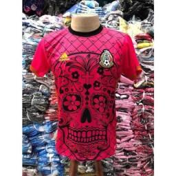 Camisa primeira linha do México