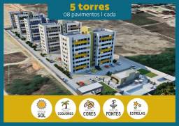 Título do anúncio: Sua localização ideal! Apartamento 2/4 .