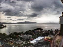 Cobertura Coqueiros Florianópolis, continente, com vista mar 3 dormitórios, sendo 1 suíte