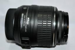 Lente Af-s Dx Nikkor 18-55mm F/3.5-5.6g Vr