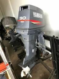 Motor Yamaha 90 HP 2 tempos 2009 - 2009