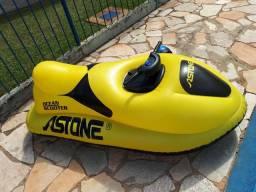 Jet ski inflável eletrico