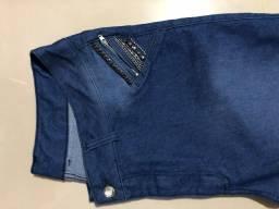 Calça Jeans Plus Size 52
