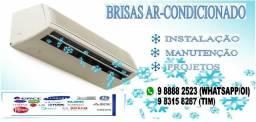 Ar condicionado refrigeração split
