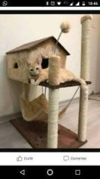 Arranjadores c casas p gatos