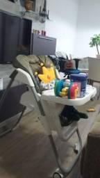 Cadeira papa confortável 3 nível de altura