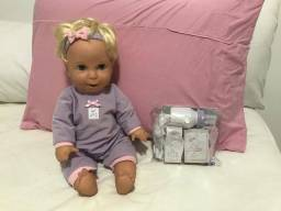 Boneca Miracle Baby
