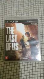 Vendo jogo The last of us