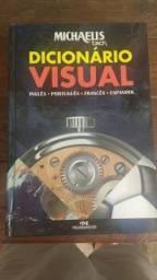 Dicionario visual english/Portuguese/French/Spanish