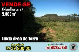 Chácara na cidade de Capela de Santana / 5.000 m2 / aceito carro e moto / 51 982755750