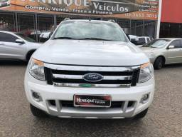 FORD RANGER 2013/2014 3.2 LIMITED PLUS 4X4 CD 20V DIESEL 4P AUTOMÁTICO - 2014