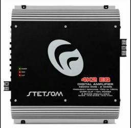 Amplificador - Modulo Stetsom Vulcan 4k2eq 2 Ohms -1x4200w.
