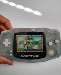 Nintendo Game Boy Advance Back Light Completo