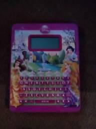 Brinquedo - tablet princesas Disney