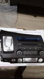 Radio para carro com cd