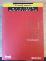 Dicionário De Sinônimos e Antônimos Houaiss / Publifolha