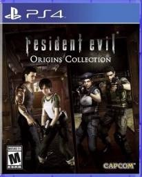 Resident evil zero origins collection de play 4, usado comprar usado  Porto Alegre