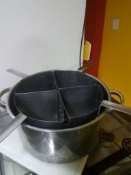 Panela para cozinhar macarrão em 4 porções