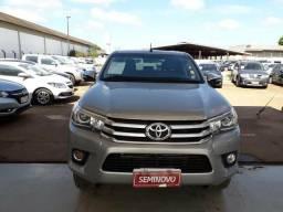 Toyota/hilux cd dsl 4x4 srx at diesel - 2017