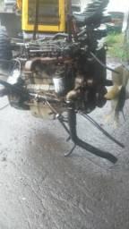 Motor cummis 6 cilindro 1500 para retirar pecas