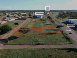 Terreno de 785 m2 às margens da TO-080