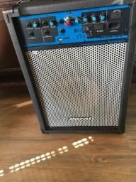 Caixa de Som Amplificadora